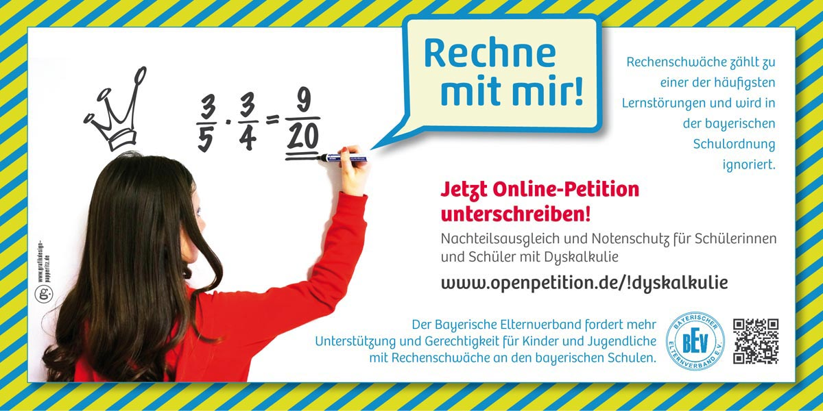 Layout Flyer Gestaltung Petition Flyer starten 4c Druck Offsetdruck